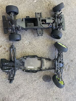 2 rc car for parts for Sale in Hayward, CA