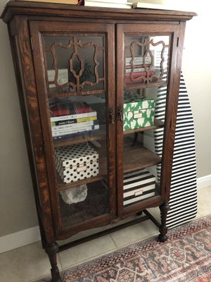 Antique China Cabinet for Sale in Winter Park, FL