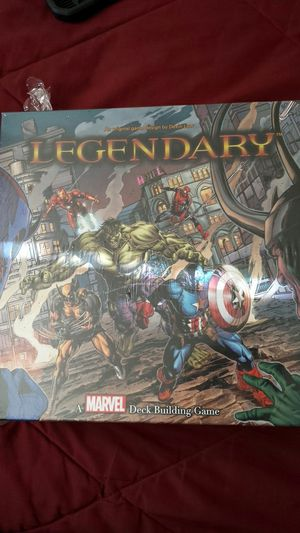 Marvel Legendary Board Game Set Sealed Condition for Sale in Arcadia, CA