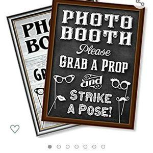 Photobooth Sign for Sale in Delanco, NJ
