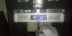 QSC GX7 power amplifier 1000 watts @ 4 ohms _USED for Sale in Woodbridge, VA