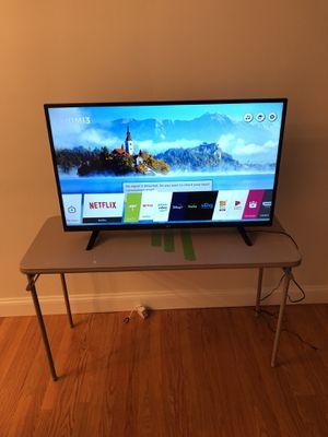 "43"" LG UHD 4K TV for Sale in Hartford, CT"