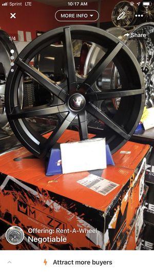 Rent a wheel for Sale in Monroe, LA
