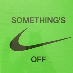 """Virgil Abloh ICONS """"Something's OFF"""" Book for Sale in San Diego, CA"""