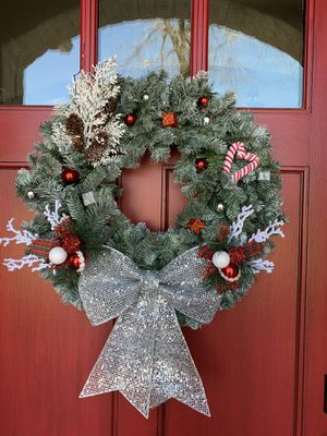 Dreamy Christmas wreath for Sale in Choctaw, OK