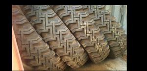 4 new 9.00 - 20 lug tires for Sale in Chesapeake, VA
