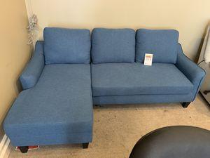 blue sofa sleeper for Sale in Phoenix, AZ
