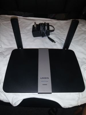 Linksys ac1200+EA6350 Smart Router for Sale in Fort Pierce, FL