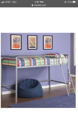 Junior twin loft bed for Sale in Houston, TX
