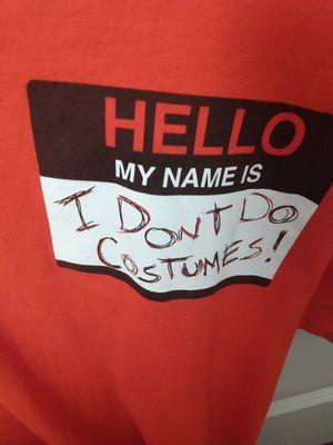Halloween t-shirt large for Sale in San Antonio, TX