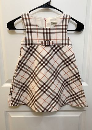 Burberry dress for girl 4Y for Sale in San Antonio, TX