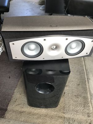 Onkyo/Infinity Sound System for Sale in Las Vegas, NV