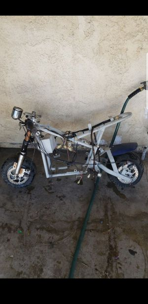 Mini motor bike for parts for Sale in Ontario, CA