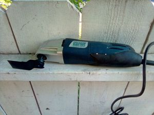Chicago Electric multi use oscillating power tool for Sale in El Cajon, CA