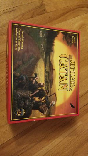 Settlers of Catan Board Game Mint Condition for Sale in Covina, CA