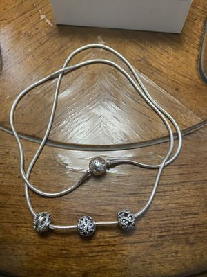 Pandora necklace for Sale in Chicago, IL