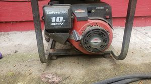 Coleman power mate 5000 10 hp engine for Sale in Olalla, WA