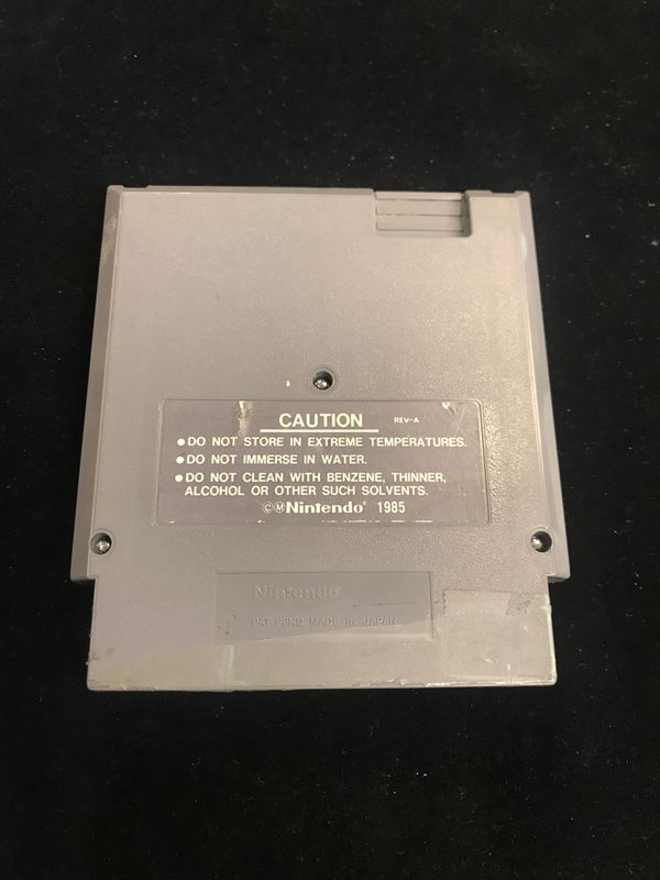(NES) Teenage Mutant Ninja Turtles II: The Arcade Game
