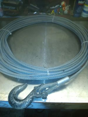 Winch line cable for Sale in Spring Valley, CA