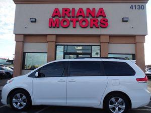 2013 Toyota Sienna for Sale in Las Vegas, NV