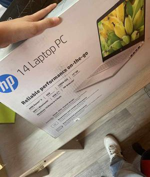 HP 14 Laptop PC 128gb IMYG for Sale in Dallas, TX