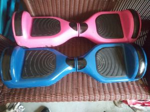 2 Hoverboards for Sale in Elsmere, DE