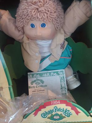 Original Cabbage Patch Doll - 1984 for Sale in Middlefield, CT