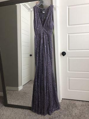 Windsor Women's/Juniors Size Medium Purple Formal Prom Homecoming Dress New w/Tags for Sale in Litchfield Park, AZ
