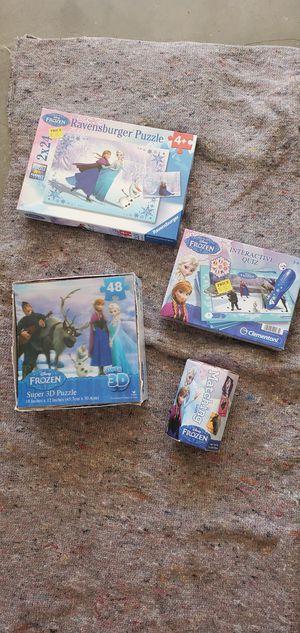 Frozen Toys for Sale in El Paso, TX