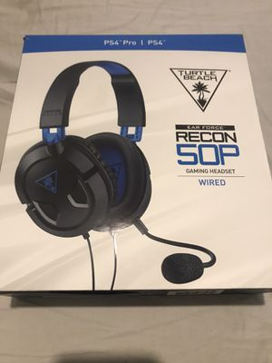 Turtle Beach Recon 50P Headset for Sale in Miami, FL
