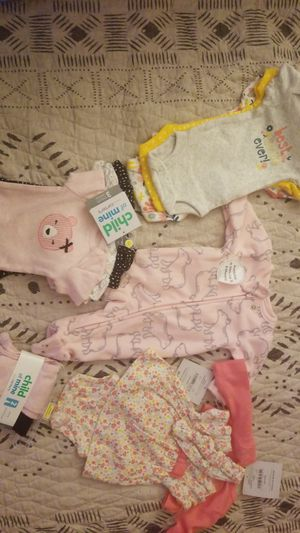 Preemie baby new clothes for Sale in San Jose, CA