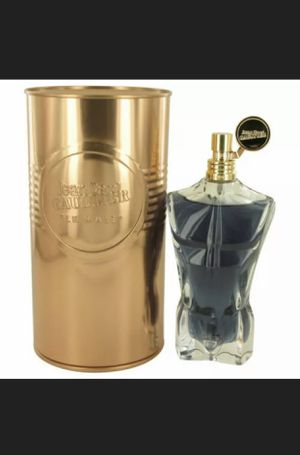 Jean Paul Gaultier Le Male Essence De Parfum by JPG 4.2oz Intense EDP Spray men for Sale in Bell Gardens, CA