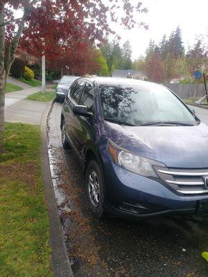 Honda crv for Sale in Arlington, WA