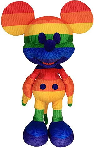 Disney Limited edition-Rainbow Mickey Mouse Plus for Sale in Fort Lauderdale, FL