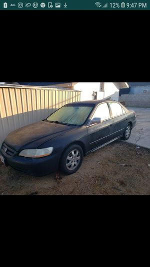 2002 Honda Accord for Sale in Downey, CA