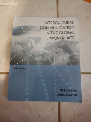 Intercultural Communication In The Global Workplace for Sale in Plantation, FL