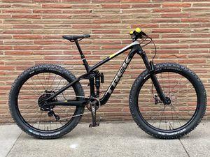 Carbon Trek Remedy 9.8 27.5 full suspension mountain bike for Sale in Hillsboro, OR