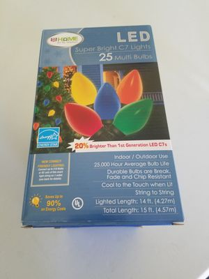 Led lights 25 bulbs for Sale in Orange, CA