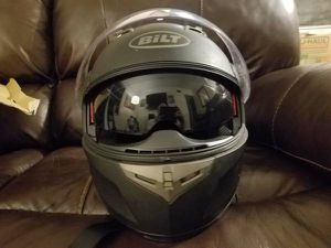 Bilt helmet for motorcycle for Sale in Orlando, FL