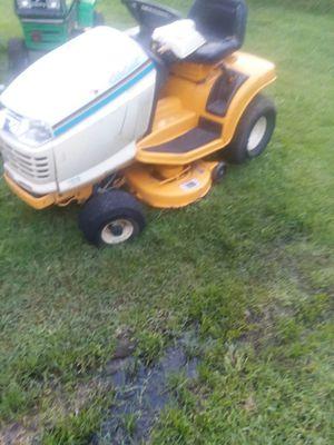Club cadet riding tractor for Sale in Newport News, VA