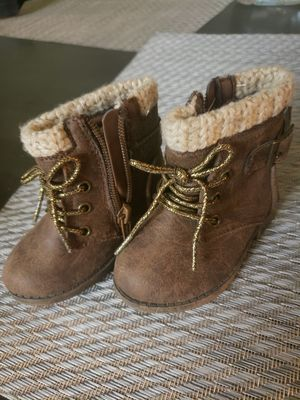 Baby girl boots for Sale in Spring Valley, CA