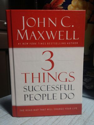 3 THINGS SUCCESSFUL PEOPLE DO for Sale in Paramount, CA