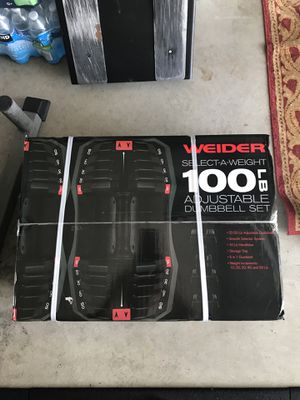 Address Dumbbells 💪 (2x50Lbs) for $500 Firm! for Sale in Walnut, CA