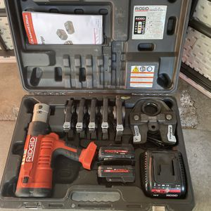 Ridgid ProPress RP340 With XL-C Jaw kit for Sale in North Las Vegas, NV