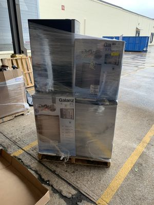 pallet of refrigerators free delivery for Sale in Sudley Springs, VA