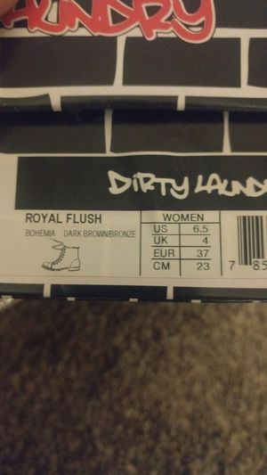 Dirty Laundry Royal Flush boots for Sale in Sioux Falls, SD