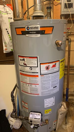 Gad Water heater tank for Sale in Bedford, MA