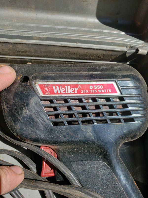 Wellwr soldering iron