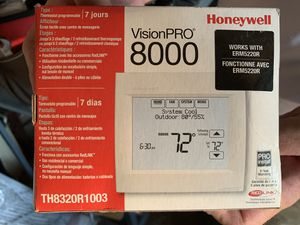 Vision pro thermostat for Sale in Carrollton, TX