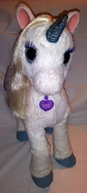 Furreal Friends Unicorn Starlily for Sale in Seattle, WA